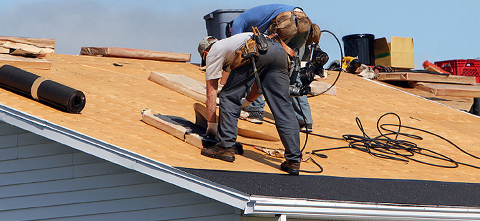 dakwerker europese arbeiders, poolse vakman