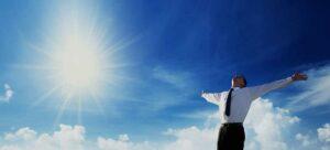 Positieve-invloed om te kunnen groeten als bedrijf