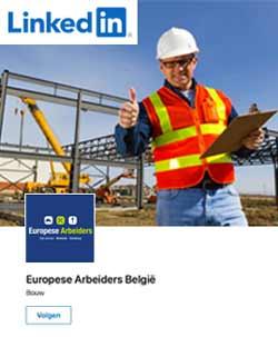 Linkedin Europese arbeiders