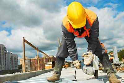 onderaannemers bouw slijpwerken