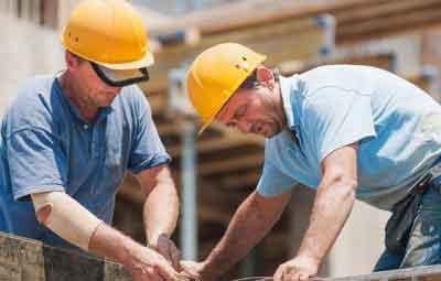 buitenlandse vakmannen uitzendkantoor in de bouw